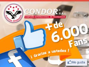Facebook Calaminas Condor
